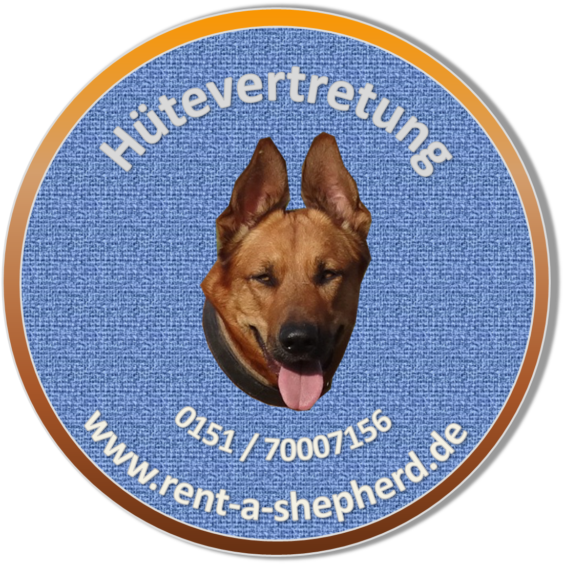 rent-a-shepherd.de Logo